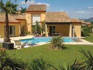Amazing home in Prades sur Vernazobre w/ Outdoor swimming pool, WiFi and 3 Bedro