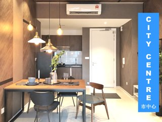 Bukit Bintang 2 Bedroom Luxury Home - C