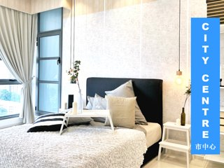 Bukit Bintang 2 Bedroom Luxury Home - D
