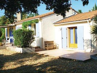 Beautiful home in La Prade w/ Outdoor swimming pool, Outdoor swimming pool and 3