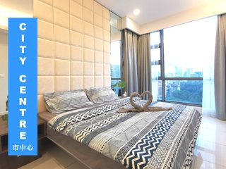 Bukit Bintang 2 Bedroom Luxury Home - G