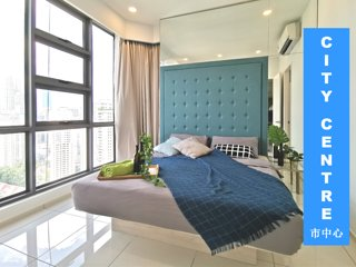 Bukit Bintang 2 Bedroom Luxury Home - H