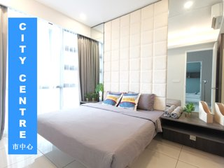 Bukit Bintang 2 Bedroom Luxury Home - B