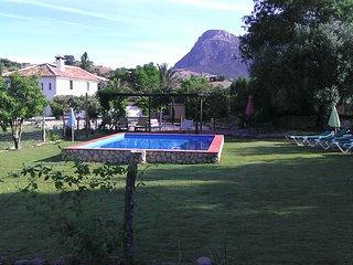 Super Cortijo,3 hectareas, AC, WI-FI, la liga.