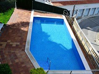 FENER DE DALT 5 iGran apartamento con piscina y vistas al mar!