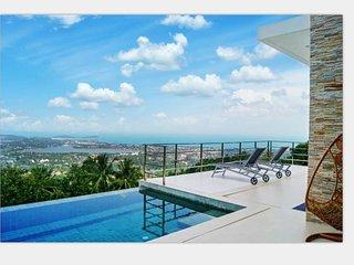 Perfect Villa Fantastic Sea View (Eco Friendly)