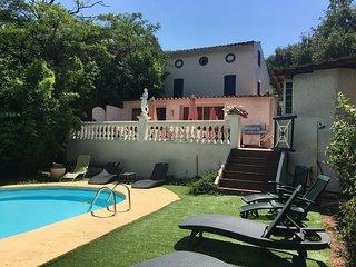 Maison de Vacances 'Au Pays des Cigales'