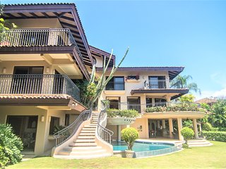 Enchanting Ocean View Villa Above Los Suenos with Full-time Driver/Concierge
