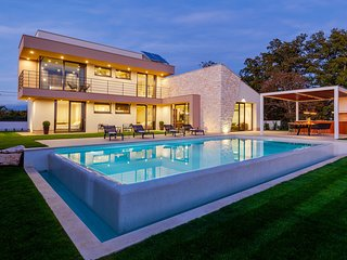 Beautiful Villa Dante, in Istria, with a Pool