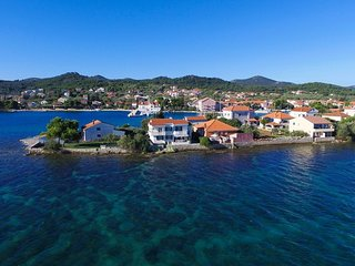 Beautiful Villa One, on the Island of Ugljan
