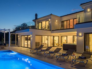 Modern Villa Elegance, in Sinj, with a Pool