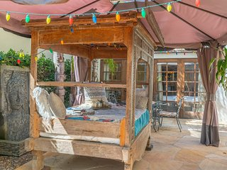 Private Balinese Bed