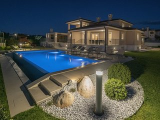 Beautiful Villa Silvia, in Istria, with a Pool