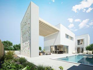 Modern Villa Activia, in Dalmatia, with a Pool