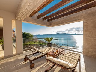 Beautiful Villa Salis, in Dalmatia, near the Sea