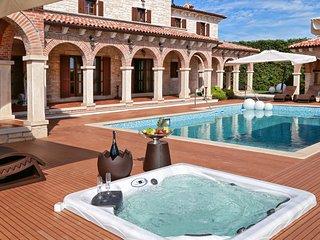 Beautiful Villa Carolus Barat, in Istria