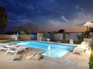 Beautiful Villa Paradiso, in Istria, with a Pool