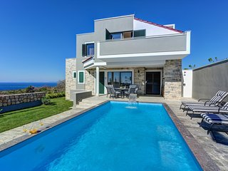 Modern Villa Dana, in Novalja, with a Pool