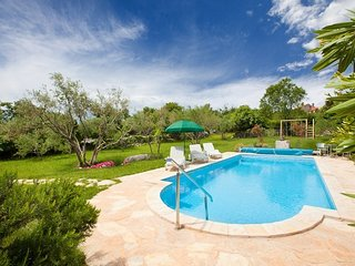Lovely Villa Bella Vista, on the Island of Krk
