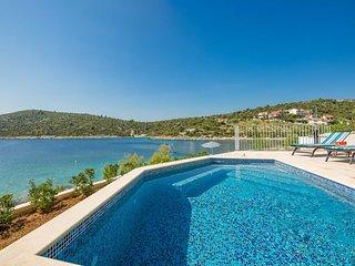 Lovely Villa Karolina, in Dalmatia, near the Sea