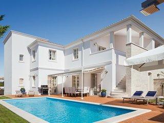 Luxurious Villa Bianca Borghetto, in Istria