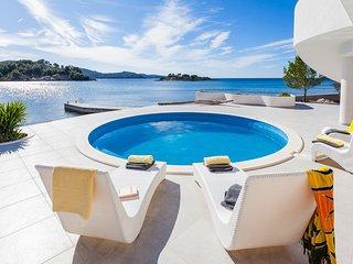 Beautiful Villa Soleil, on the Island of Korcula