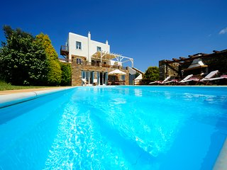 Andros: Luxurious Villa With Private Swimming Pool