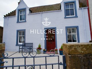 Hillcrest- character cottage in Crail