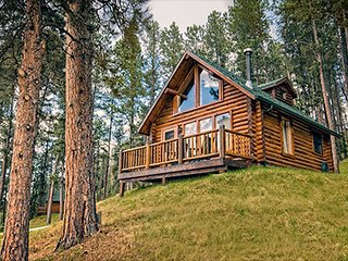 Deer Hollow Cabin - Newton Fork Ranch