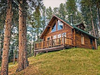 Deer Hollow Cabin - Newton Fork Ranch