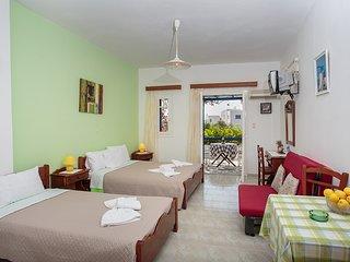 Betty Apartments at Drios, Paros, Greece
