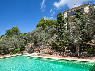 Villa Es Mirador con piscina, BBQ  y unas vistas de ensueno