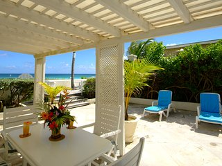 Inchcape Seaside Villas-Deluxe 1 Bed Apt A