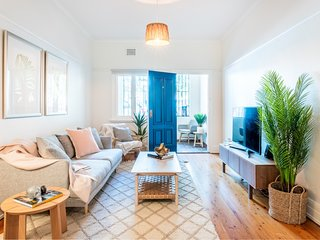 Coogee Apartment at it's sparkling best