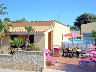 SV033 - Villa 11 posti con piscina esterna fuori terra