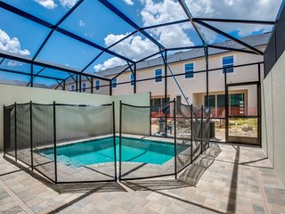 Imagine Your Family Renting This Amazing Home on Solara Resort with the Best 5