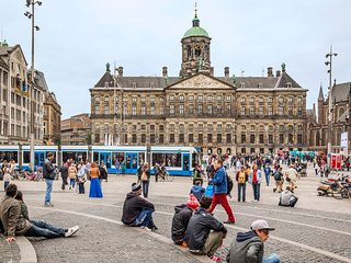 DOWNTOWN PENTHOUSE LUXURY WITH TERRACE NEAR DAM SQUARE