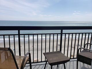 Oceanfront King Suite~Sun N Sand 811