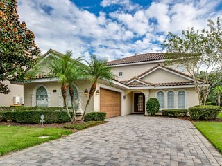 Rent Your Dream Holiday Villa in One of Orlando's most Exclusive