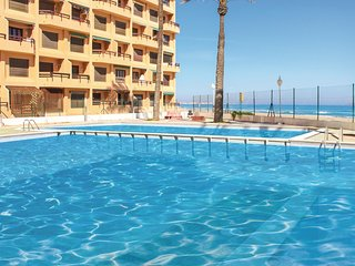 Nice apartment in La Manga w/ Outdoor swimming pool, Outdoor swimming pool and 2