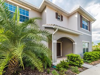 This Luxury 5 Star Townhome is located minutes from Disney World on Storey Lake