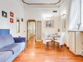 Elegant apartment rome