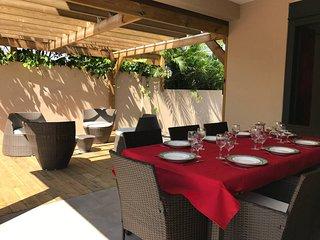 Villa luxueuse 4 étoiles à 5 min du lagon