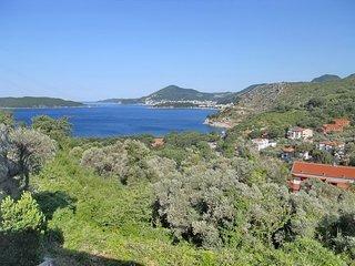 Apartment Sofija with sea view & private terrace