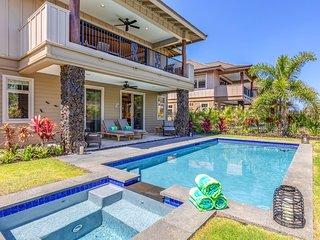 KaMilo Home (349) at Mauna Lani Resort, Private Pool & Spa