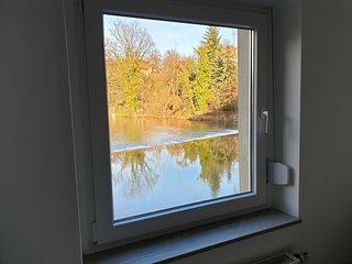 Spreeblick Apartments Zum Wehr, die Ferienwohnung direkt an der Spree in Bautzen