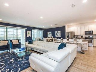 Disney On Budget - Sonoma Resort - Beautiful Cozy 10 Beds 8 Baths Villa - 7