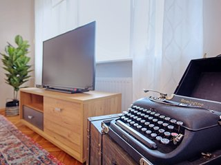 Väike-Ameerika Craftflat, private and stylish Tallinn