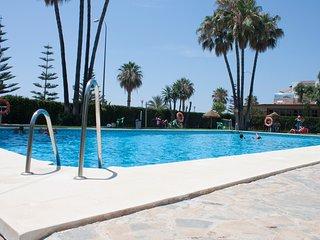 Piso a pie de playa en Benajarafe-Málaga