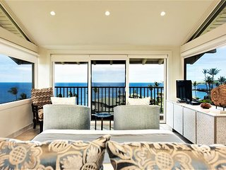 Kapalua Bay Villa Gold Endless Ocean Views!  Fall Special!